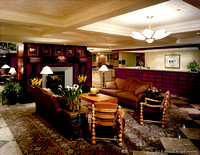 Lobby, Homewood Suites Hotel, Reading, PA